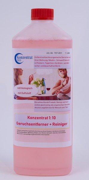Geruchsentferner Nikotin Konzentrat