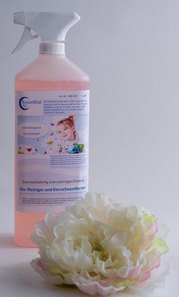 Bio Reiniger und Geruchsentferner