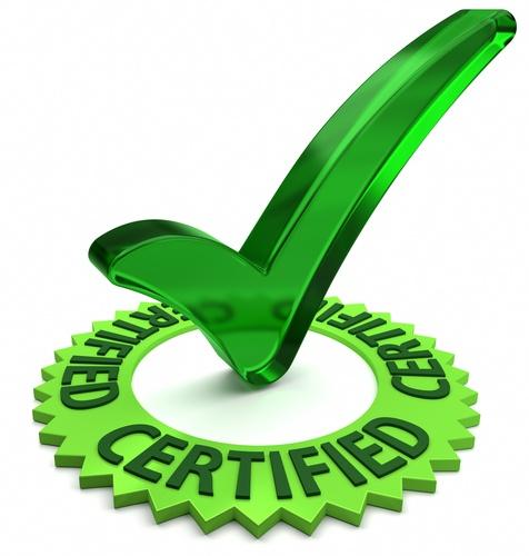 zum Zertifikat