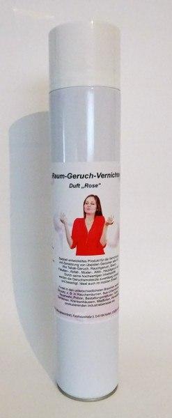 Geruchsentferner Spray 750 ml mit Turbo Düse