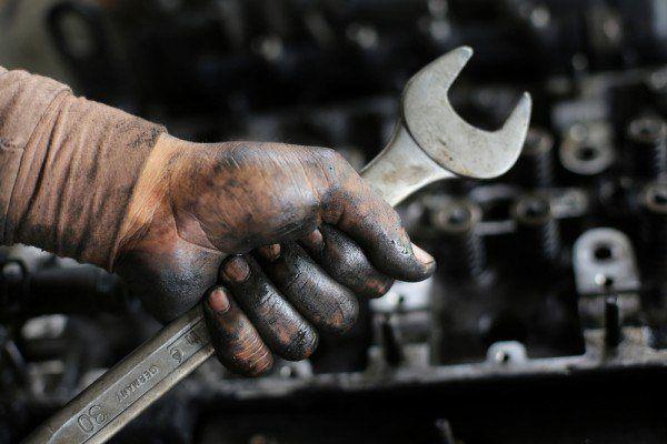 Handwerker Hand- Reinigungspaste