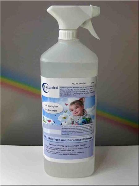 Bio Reiniger - biologischer Reiniger mit Duft