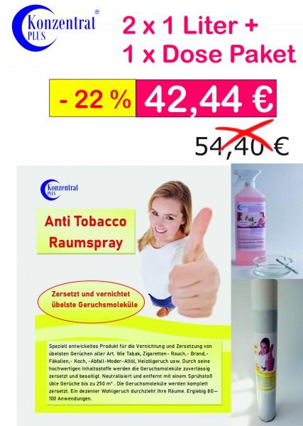 Anti Tobacco Nikotin Geruchsentferner