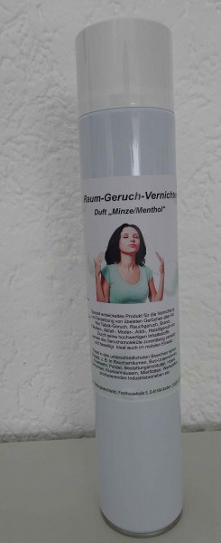 Raum Gerucvhsvernichter Spray