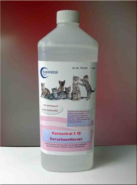 Katzenurin Geruchsentferner von KonzentratPLUS
