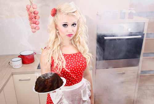 Lufterfrischer Kochgeruch