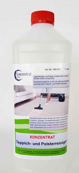 Teppich- und Polster Reiniger Profi