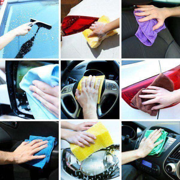Fahrzeug-Innen-Reiniger