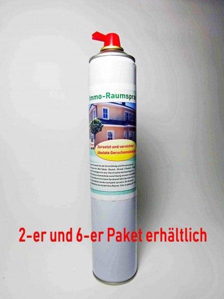 Immo-Raumspray Geruchsentferner