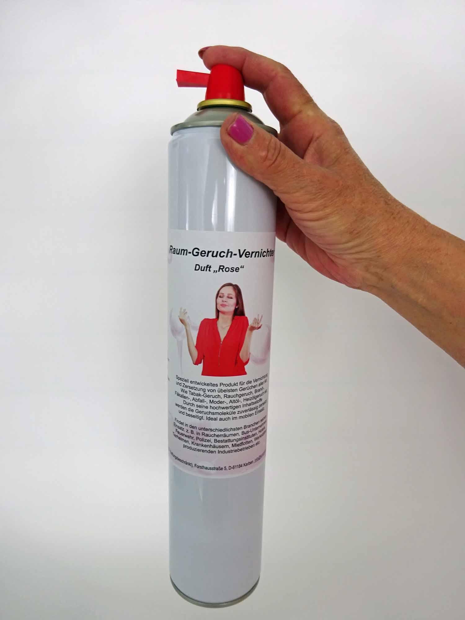 Raum Geruchsentferner Spray für Pflegedienst und häusliche Pflege -duft im Raum