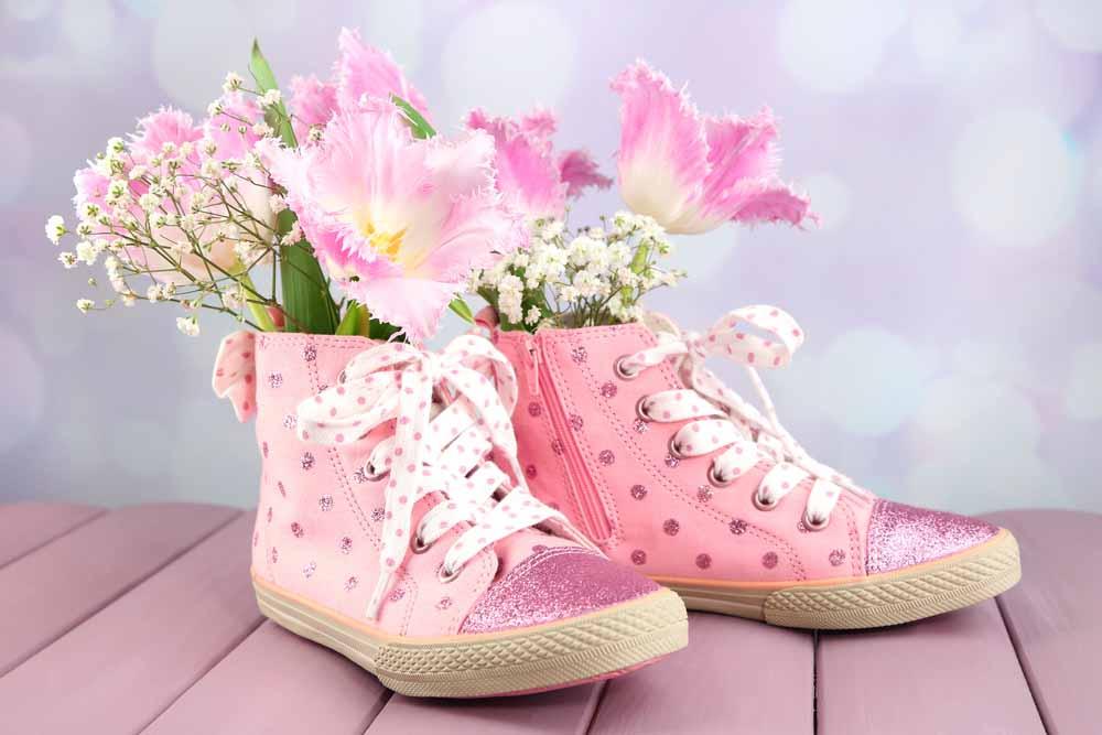 Schuhgeruch entfernen Turnschuhe