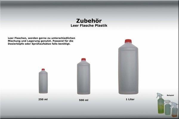 Leerflaschen zum Nachfüllen