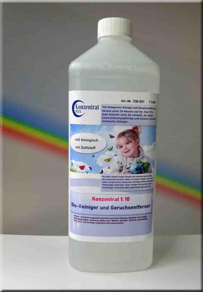 Bio Reiniger und Geruchsentferner Konzentrat von KonzentratPLUS direkt vom Hersteller