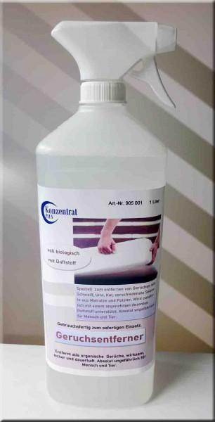 Geruchsentferner Matratze und Polster anwendungsfertig (mit Duft)