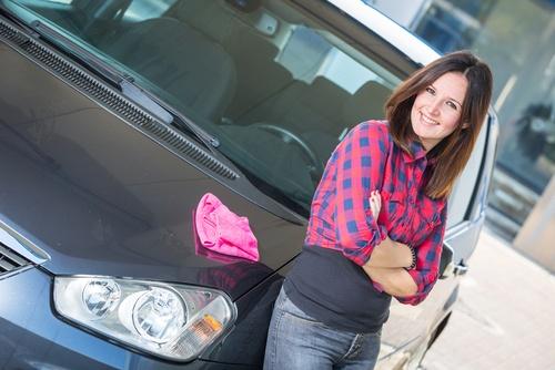Geruchsentferner Auto