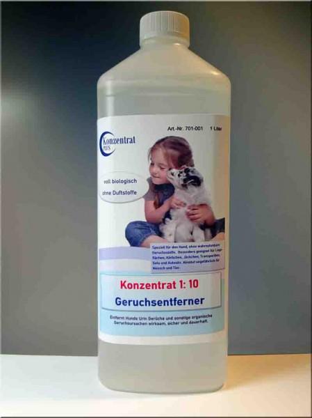 Hundeurin entfernen Geruchsentferner KonzentratPLUS