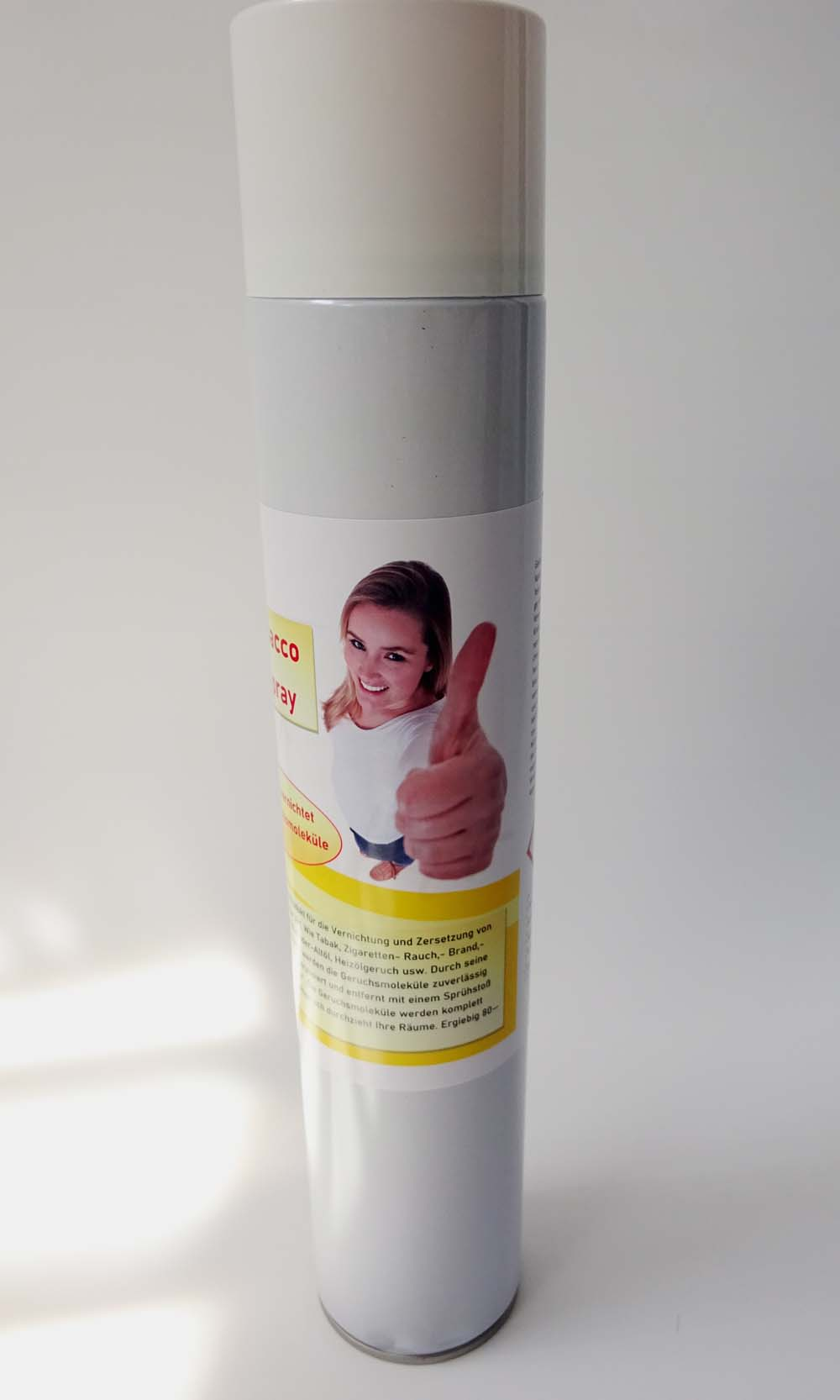 Zigarettengeruch entfernen Spray